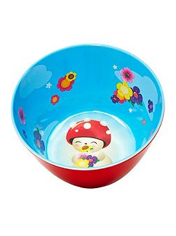 Bubble Melamine Bowl