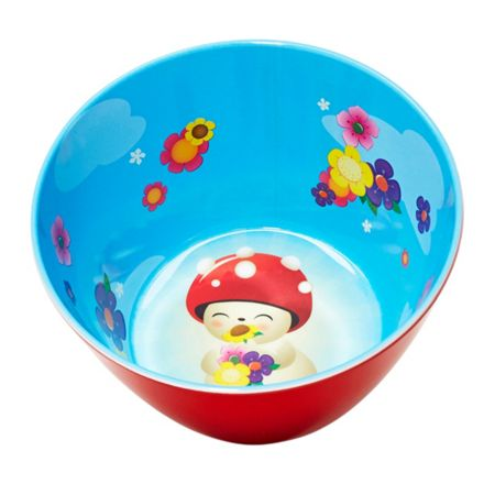Tulipop Bubble Melamine Bowl
