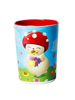 Bubble Melamine Cup