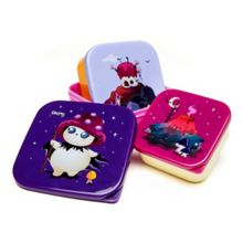 Tulipop Tulipop Gloomy Lunch Box (3 Pc)