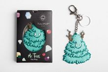 Tulipop Mr. Tree Key Ring