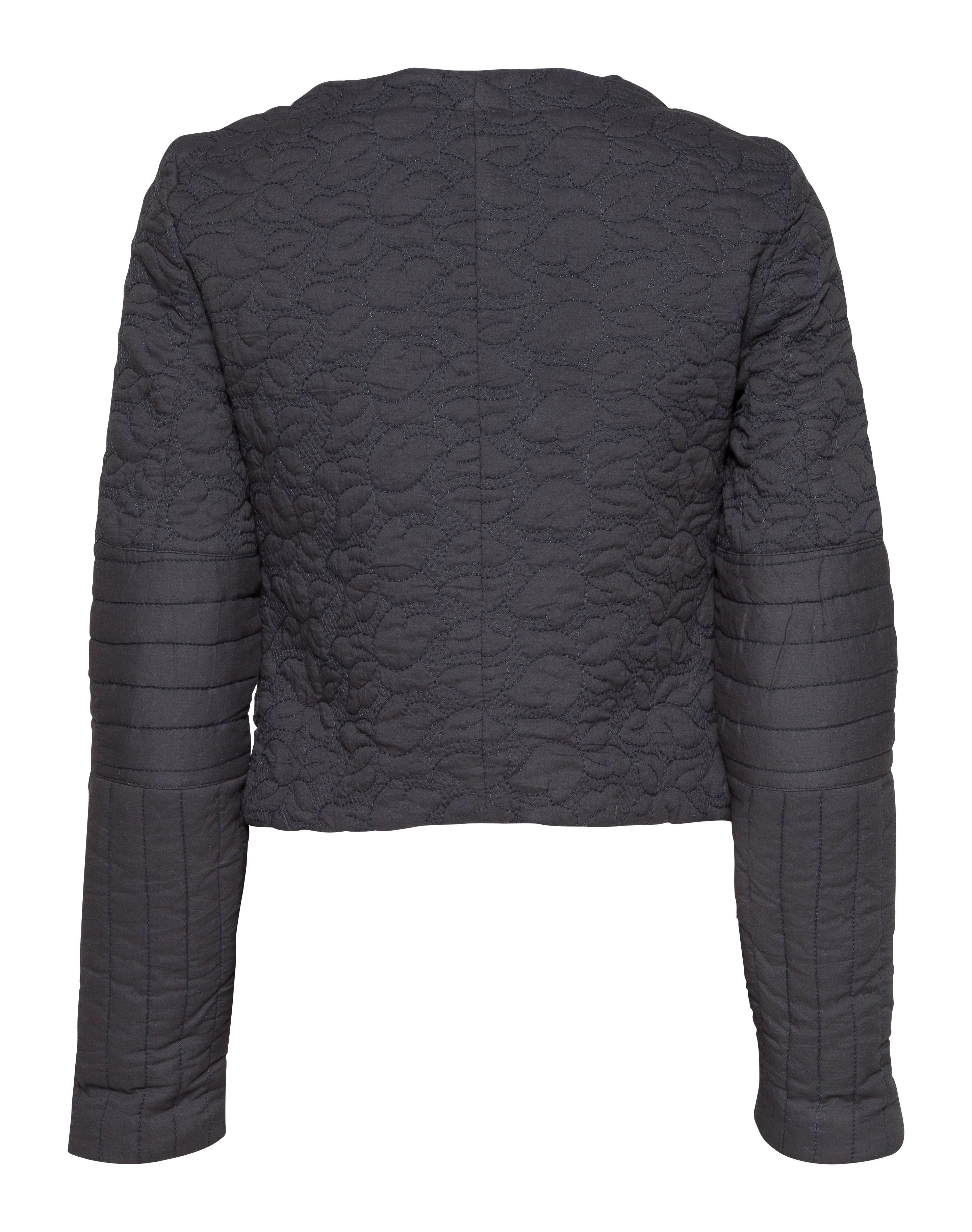 Kuluk quilt jacket long sleeve