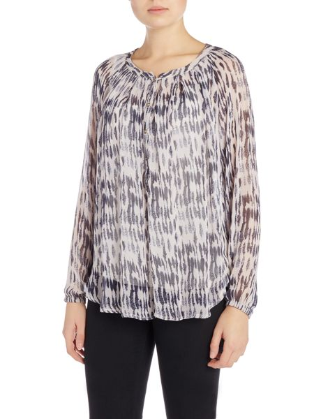 Noa Noa Long sleeve blouse