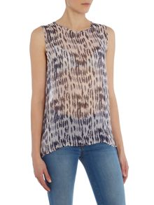 Noa Noa Sleeveless top