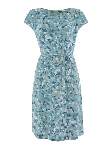 Noa Noa Dress with tie belt