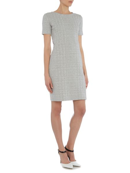 Noa Noa Above knee short sleeve dress