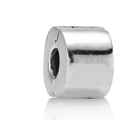 Pandora Sterling Silver Smooth Clip
