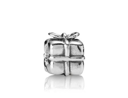 Pandora Sterling Silver Present Charm