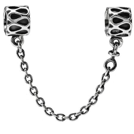 Pandora Sterling Silver Safety Chain - 5cm