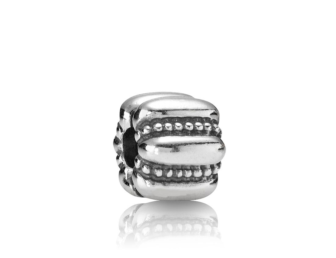 Pandora Sterling Silver Abstract Clip 155322717 product image
