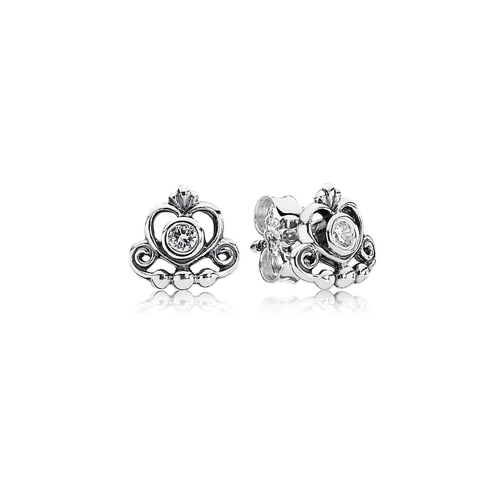 Tiara Stud Earrings