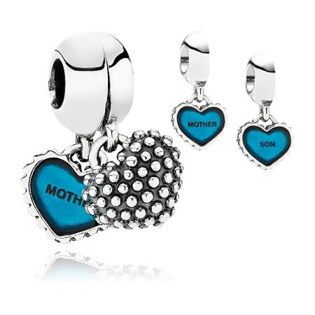 Mother & Son Charm