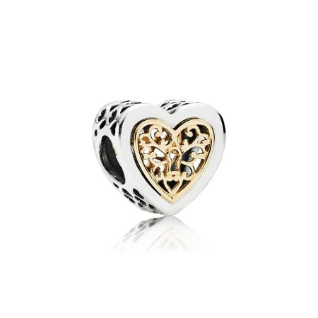 Pandora Locked love openwork charm