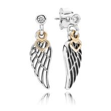Pandora Love & guidance stiletto earrings