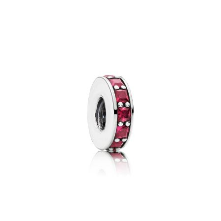 Pandora Royal red eternity spacer