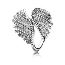 Pandora Majestic feathers ring