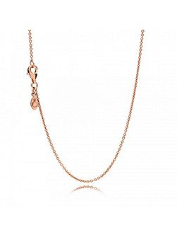 Rose anchor chain 90cm