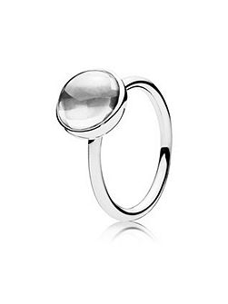 Poetic droplet ring