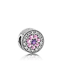 Dazzling floral charm