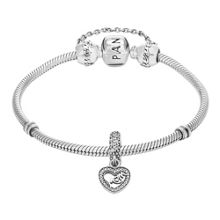 Pandora Centre of my heart bracelet