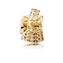 Pandora Golden angel charm