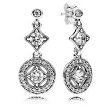 Pandora Vintage allure earrings