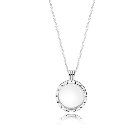 Pandora Floating locket necklace