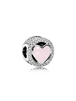 Pink Wonderful Love Charm