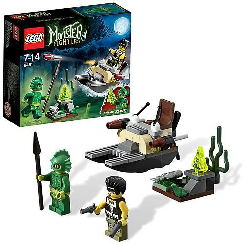 Lego 9461 The swamp creature