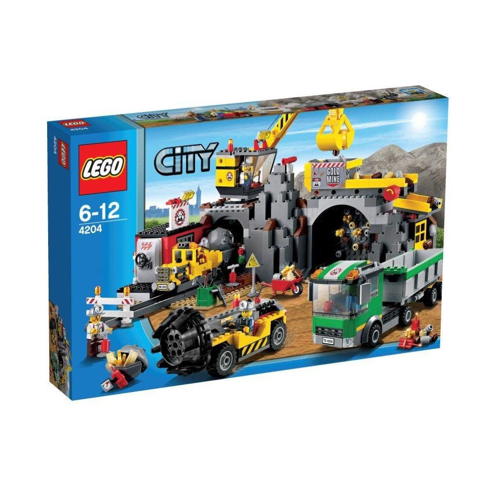 Lego 4204 The mine