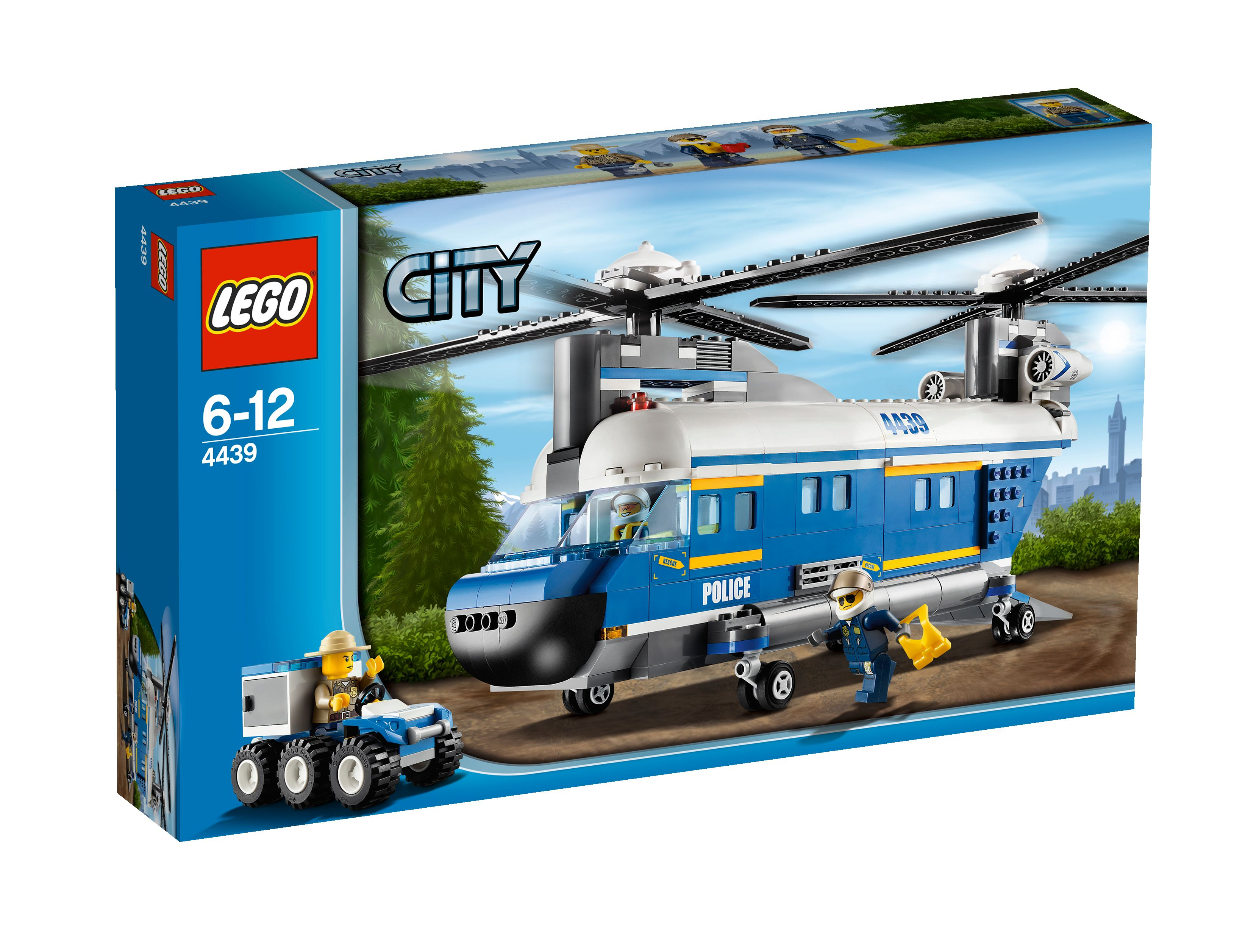 4439 Heavy lift helicopter