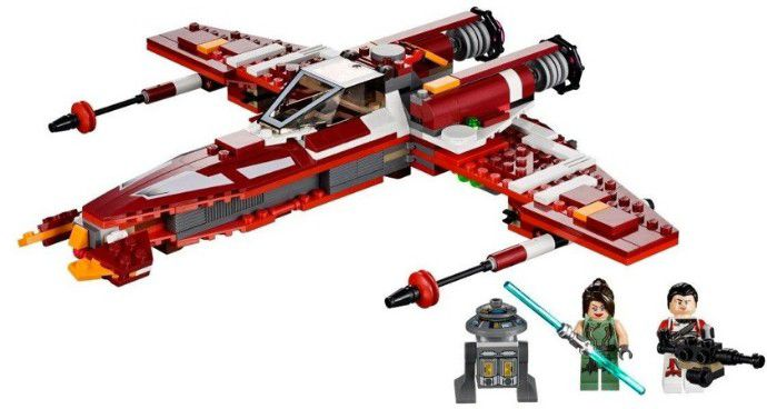 Lego Star Wars Republic Striker