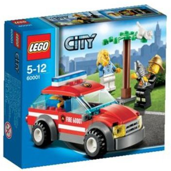 Lego 60001 Fire Cheif Car