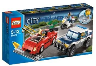 Lego City High Speed Chase
