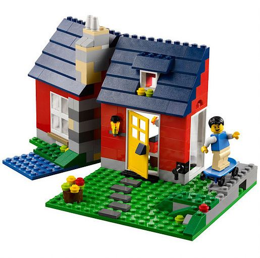 Lego Creator Small Cottage