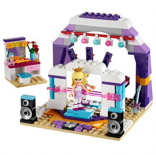 Lego 41004 Rehearsal Stage