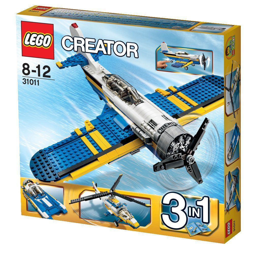 31011 Lego Aviation Adventures