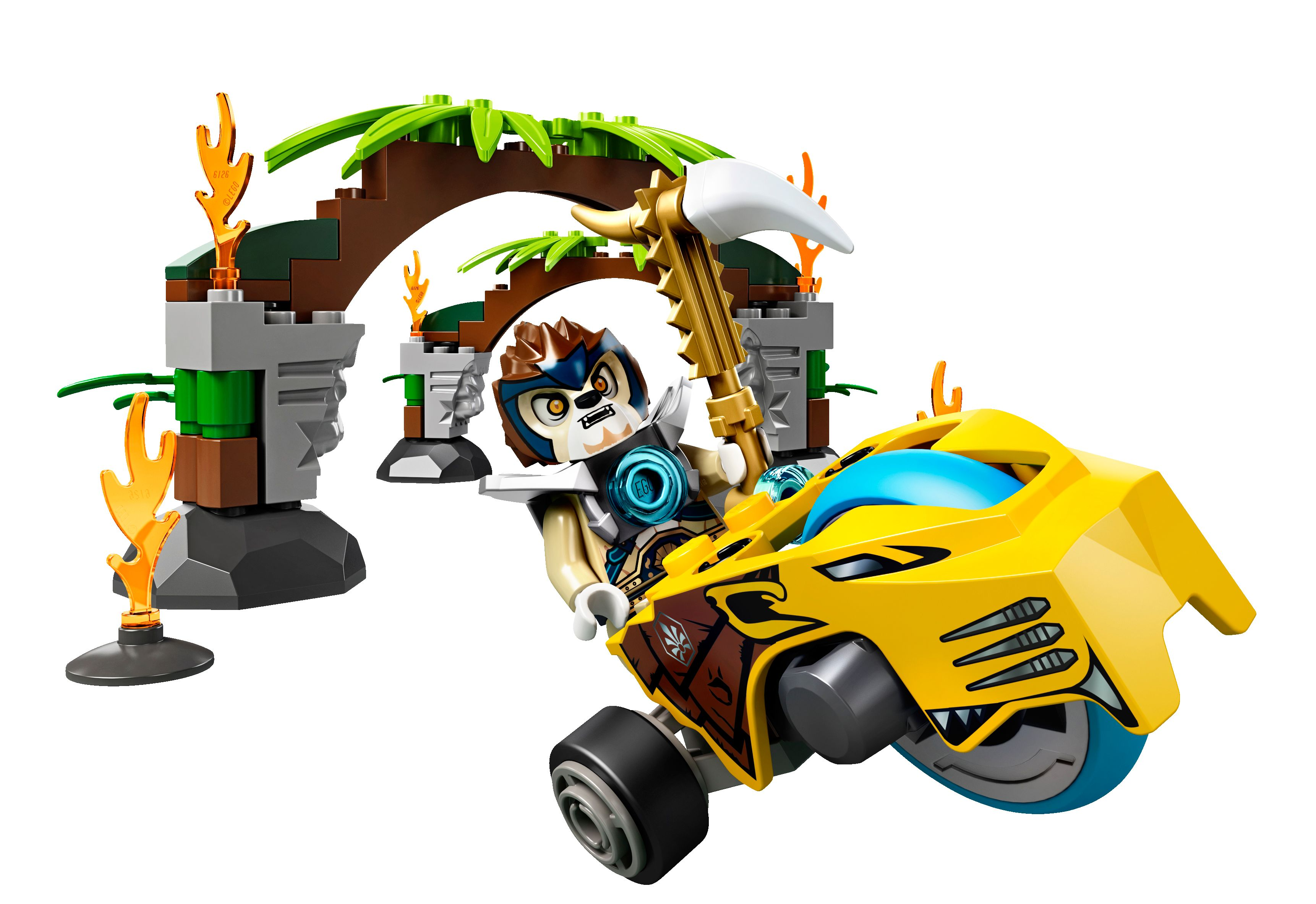Lego Chima 70104 Jungle Gates
