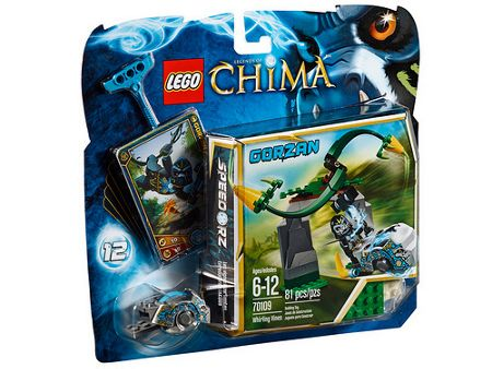 Lego 70109 Whirling vines Lego