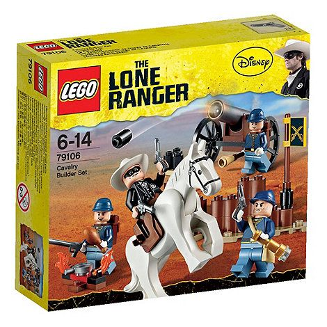 79106 Lego Cavalry Builder Set