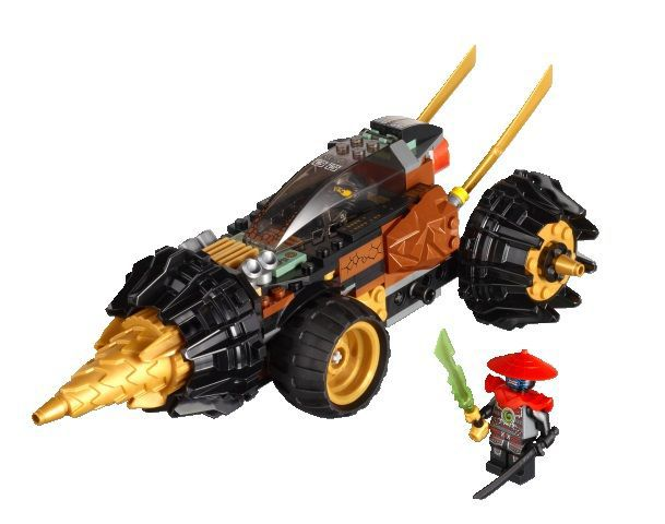 Lego Ninjago Cole`s Earth Defender