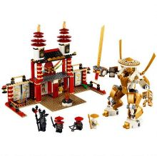 Lego Ninjago Temple of Light