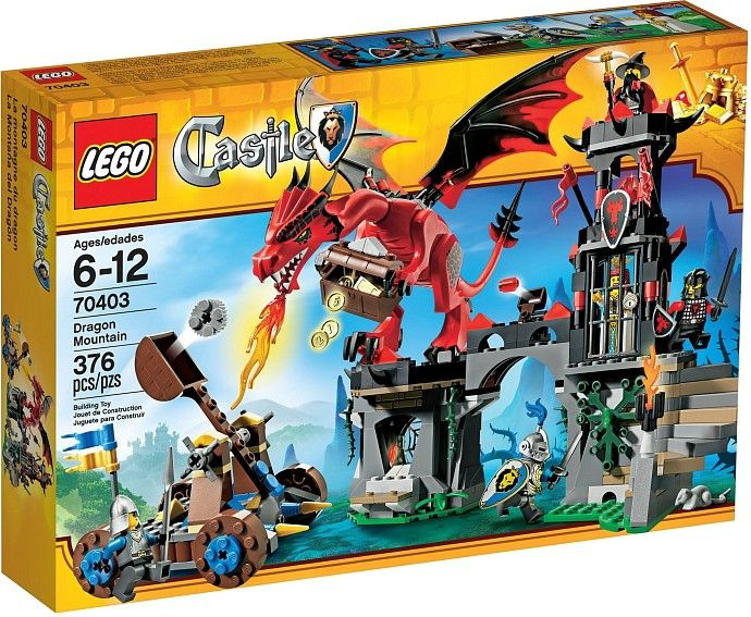 Lego Dragon Mountain  70403