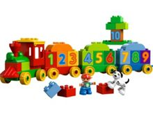 Number Train - 10558