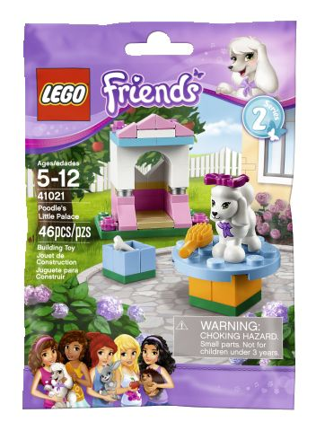 Lego Freinds 410201 Poodles Little Palace