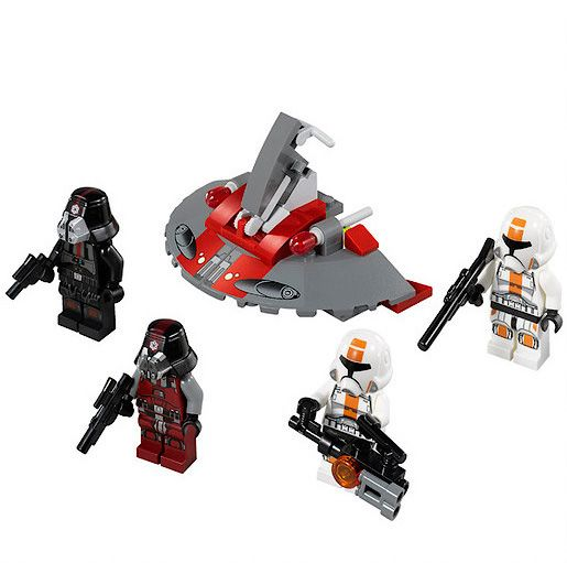 Lego Star Wars Republic troopers