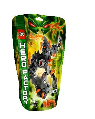 Lego Hero Factory Bruizer