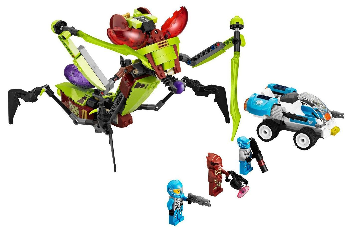 70703 Lego Galaxy Squad Star Slicer