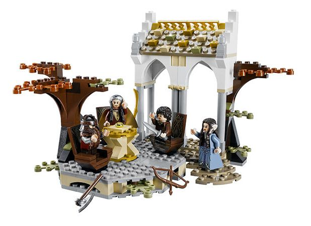 Lego 79006 Council of Elrond
