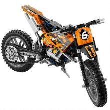 Lego Technic Moto cross bike